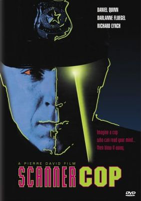 Scanner Cop movie poster (1994) poster MOV_c2b22cbd