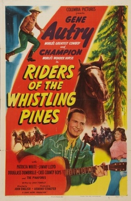 Riders of the Whistling Pines movie poster (1949) poster MOV_c2b31ee6