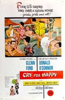 Cry for Happy movie poster (1961) picture MOV_c2b8126e
