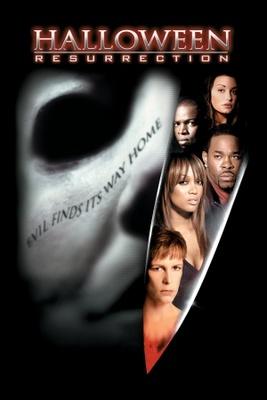 Halloween Resurrection movie poster (2002) poster MOV_c2c976c5