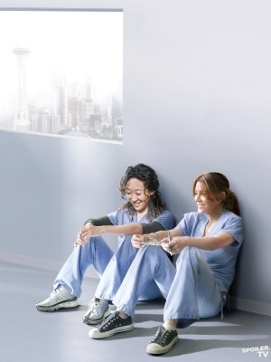 Grey's Anatomy movie poster (2005) poster MOV_c2caf935