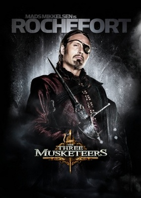 The Three Musketeers movie poster (2011) poster MOV_c2cc1f98