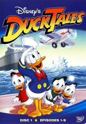 DuckTales movie poster (1987) poster MOV_c2d7b1e1