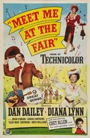 Meet Me at the Fair movie poster (1953) picture MOV_c2d94a5f