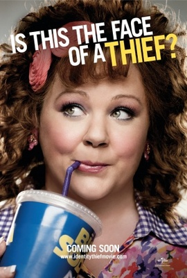 Identity Thief movie poster (2013) poster MOV_c2dd40b7