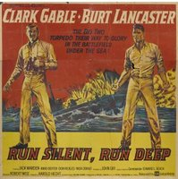 Run Silent Run Deep movie poster (1958) picture MOV_c2ec4c28