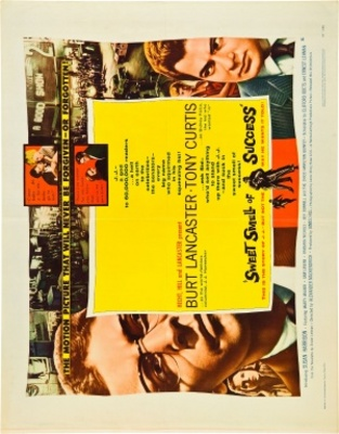 Sweet Smell of Success movie poster (1957) poster MOV_c2ed46df