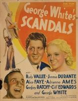 George White's Scandals movie poster (1934) picture MOV_c2ed7f86