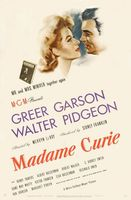 Madame Curie movie poster (1943) picture MOV_c2ee8d83