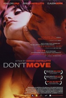 Non ti muovere movie poster (2004) picture MOV_c2f81c8a