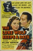 The Lone Wolf Keeps a Date movie poster (1940) picture MOV_c2facd15