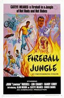 Fireball Jungle movie poster (1969) picture MOV_c2fd17d8