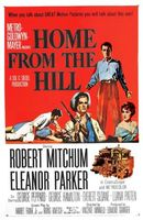 Home from the Hill movie poster (1960) picture MOV_55fbee2d