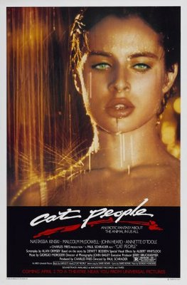Cat People movie poster (1982) poster MOV_c300efa5