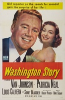 Washington Story movie poster (1952) picture MOV_c30124e9