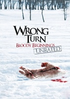 Wrong Turn 4 movie poster (2011) picture MOV_c30232e3