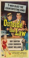 Outside the Law movie poster (1956) picture MOV_f9258051