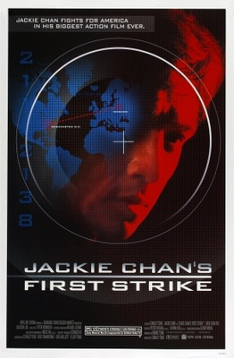 First Strike movie poster (1996) poster MOV_c31578a2