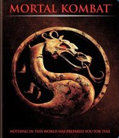 Mortal Kombat movie poster (1995) picture MOV_c315b5b0