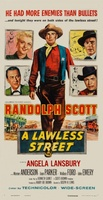 A Lawless Street movie poster (1955) picture MOV_c31b0eac