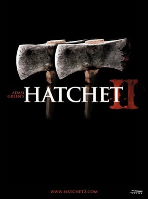 Hatchet 2 movie poster (2009) poster MOV_c328cefb