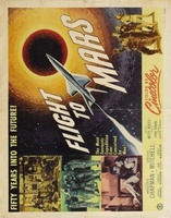 Flight to Mars movie poster (1951) picture MOV_c333ba21