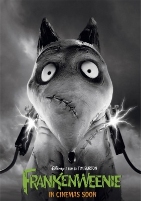 Frankenweenie movie poster (2012) poster MOV_c33526a9