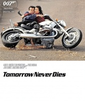 Tomorrow Never Dies movie poster (1997) picture MOV_c3360396