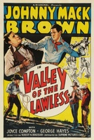 Valley of the Lawless movie poster (1936) picture MOV_c33e08f6