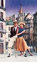 An American in Paris movie poster (1951) picture MOV_c341d016