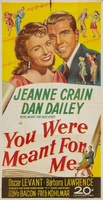 You Were Meant for Me movie poster (1948) picture MOV_0c8eeebb