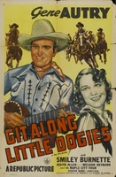 Git Along Little Dogies movie poster (1937) picture MOV_c344a4d5