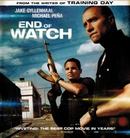 End of Watch movie poster (2012) picture MOV_318eed00