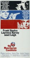 The Manchurian Candidate movie poster (1962) picture MOV_c35bbedf