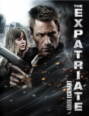 The Expatriate movie poster (2012) poster MOV_c35de33e
