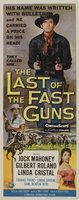 The Last of the Fast Guns movie poster (1958) picture MOV_c35edc73