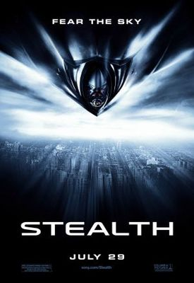 Stealth movie poster (2005) poster MOV_c3617c20