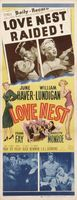 Love Nest movie poster (1951) picture MOV_c3629016