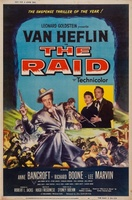 The Raid movie poster (1954) picture MOV_c3632b70