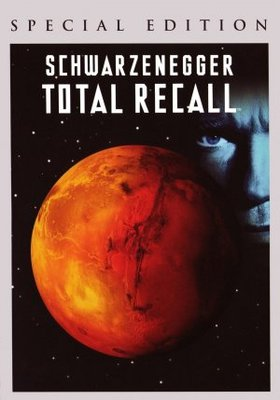 Total Recall movie poster (1990) poster MOV_c3643719