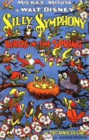 Birds in the Spring movie poster (1933) picture MOV_c3668bf9
