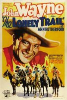 The Lonely Trail movie poster (1936) picture MOV_c3714c27