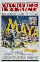 Maya movie poster (1966) picture MOV_c373e3c6