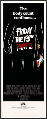 Friday the 13th Part 2 movie poster (1981) poster MOV_c377a05f