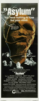 Asylum movie poster (1972) poster MOV_c386d720