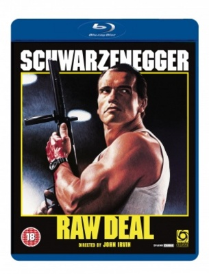 Raw Deal movie poster (1986) poster MOV_c3884e64