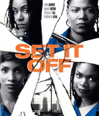 Set It Off movie poster (1996) poster MOV_c388db0f
