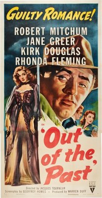Out of the Past movie poster (1947) poster MOV_c3895d27