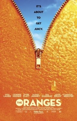 The Oranges movie poster (2011) poster MOV_c38e4bef