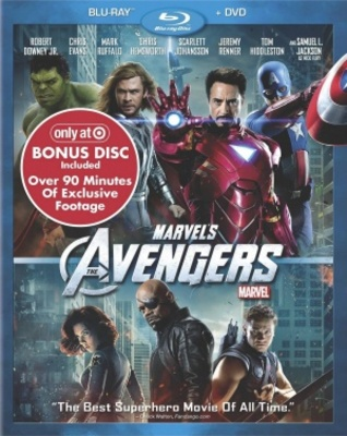 The Avengers movie poster (2012) poster MOV_c38e8961
